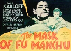 Mask of Fu Manchu